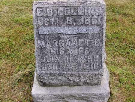 COLLINS, MARGARET E - Preston County, West Virginia | MARGARET E COLLINS - West Virginia Gravestone Photos