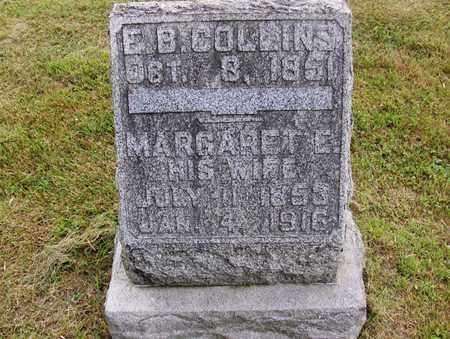 STUMP COLLINS, MARGARET E - Preston County, West Virginia | MARGARET E STUMP COLLINS - West Virginia Gravestone Photos