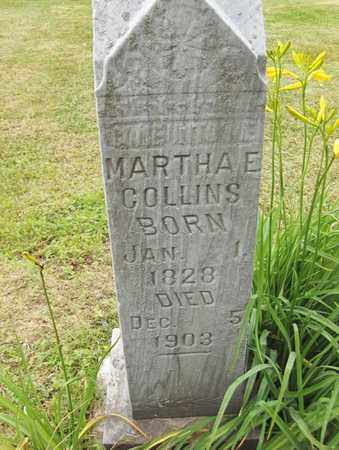 COLLINS, MARTHA ELEANOR - Preston County, West Virginia | MARTHA ELEANOR COLLINS - West Virginia Gravestone Photos