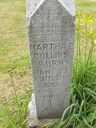 YOUNG COLLINS, MARTHA ELEANOR - Preston County, West Virginia | MARTHA ELEANOR YOUNG COLLINS - West Virginia Gravestone Photos