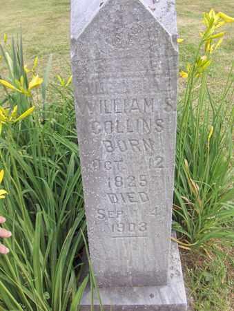 COLLINS, WILLIAM SWAN - Preston County, West Virginia   WILLIAM SWAN COLLINS - West Virginia Gravestone Photos