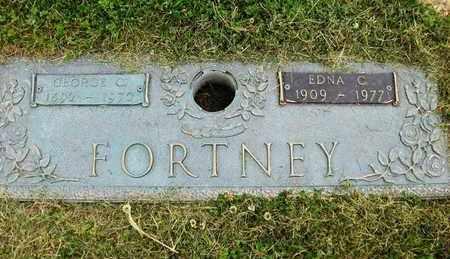 FORTNEY, EDNA - Preston County, West Virginia | EDNA FORTNEY - West Virginia Gravestone Photos