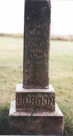 GORDON, ABRAHAM - Preston County, West Virginia | ABRAHAM GORDON - West Virginia Gravestone Photos