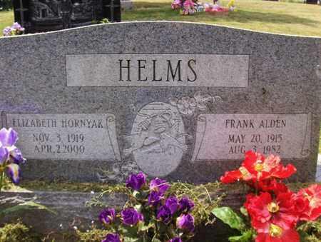HORNYAK HELMS, ELIZABETH - Preston County, West Virginia | ELIZABETH HORNYAK HELMS - West Virginia Gravestone Photos