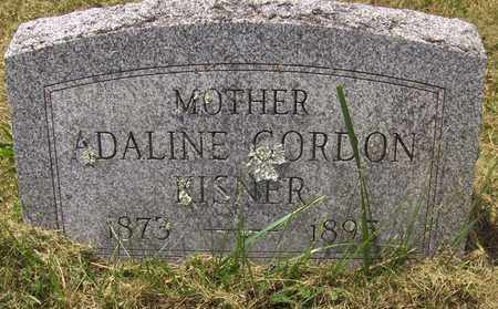 KISNER, ADALINE - Preston County, West Virginia | ADALINE KISNER - West Virginia Gravestone Photos