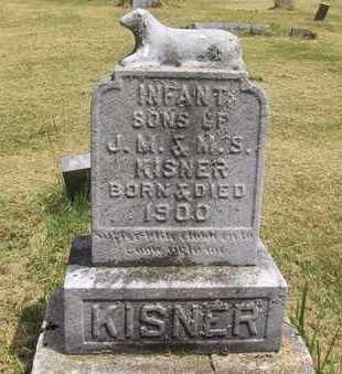KISNER, UNKNOWN - Preston County, West Virginia | UNKNOWN KISNER - West Virginia Gravestone Photos