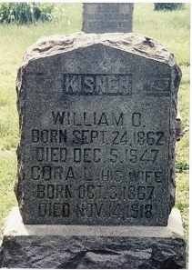 KISNER, CORA LEE - Preston County, West Virginia | CORA LEE KISNER - West Virginia Gravestone Photos