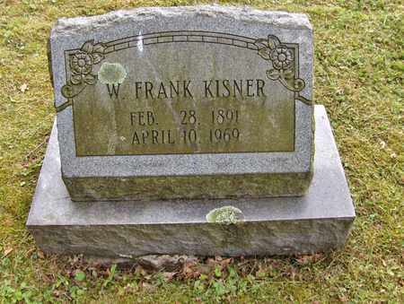 KISNER, WILLIAM FRANK - Preston County, West Virginia | WILLIAM FRANK KISNER - West Virginia Gravestone Photos