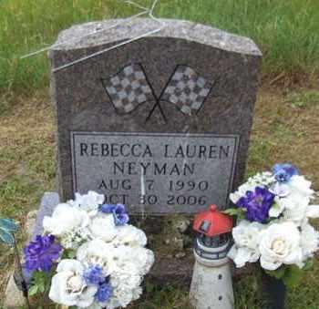 NEYMAN, REBECCA LAUREN - Preston County, West Virginia | REBECCA LAUREN NEYMAN - West Virginia Gravestone Photos