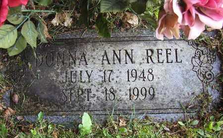 REEL, DONNA ANN - Preston County, West Virginia   DONNA ANN REEL - West Virginia Gravestone Photos