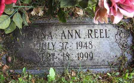 REEL, DONNA ANN - Preston County, West Virginia | DONNA ANN REEL - West Virginia Gravestone Photos
