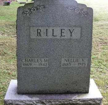 RILEY, CHARLES MELVIN - Preston County, West Virginia | CHARLES MELVIN RILEY - West Virginia Gravestone Photos