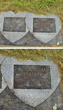 ROBERTS, LAURA BELLE - Preston County, West Virginia | LAURA BELLE ROBERTS - West Virginia Gravestone Photos