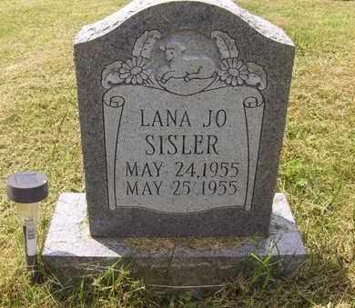 SISLER, LANA JO - Preston County, West Virginia   LANA JO SISLER - West Virginia Gravestone Photos