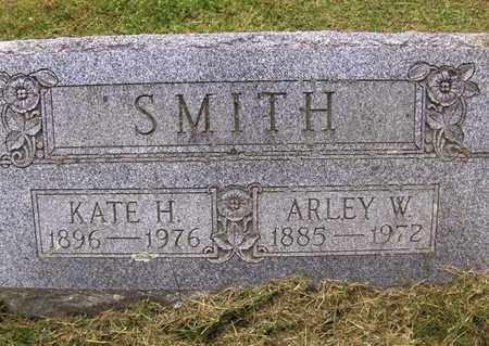 HAWKINS SMITH, KATE M - Preston County, West Virginia | KATE M HAWKINS SMITH - West Virginia Gravestone Photos