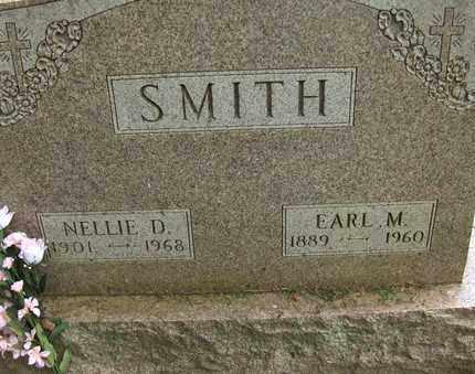 SMITH, EARL MCCLELLAN - Preston County, West Virginia | EARL MCCLELLAN SMITH - West Virginia Gravestone Photos