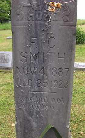 SMITH, FOREST C - Preston County, West Virginia | FOREST C SMITH - West Virginia Gravestone Photos