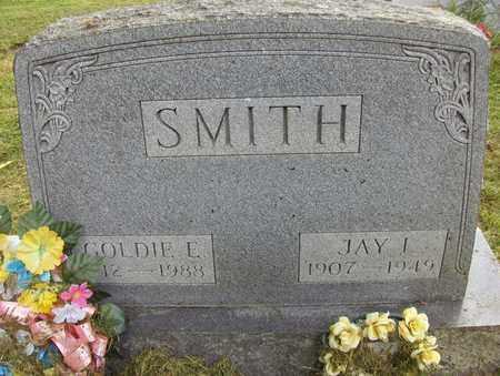 SMITH, JAY I - Preston County, West Virginia   JAY I SMITH - West Virginia Gravestone Photos