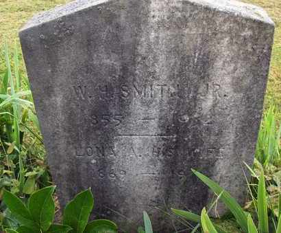 SMITH JR, WILLIAM HERBERT - Preston County, West Virginia | WILLIAM HERBERT SMITH JR - West Virginia Gravestone Photos