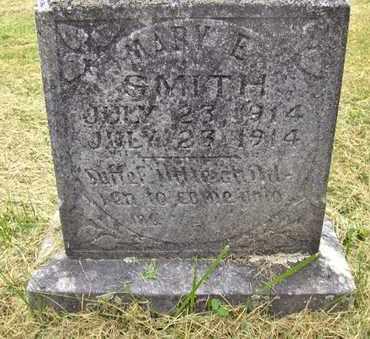 SMITH, MARY E - Preston County, West Virginia   MARY E SMITH - West Virginia Gravestone Photos