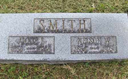 SMITH, NELSON W - Preston County, West Virginia | NELSON W SMITH - West Virginia Gravestone Photos
