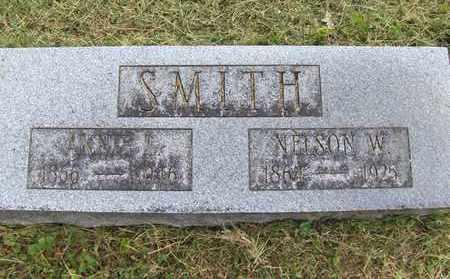 SMITH, NELSON W - Preston County, West Virginia | NELSON W SMITH - West Virginia Gravestone Photos