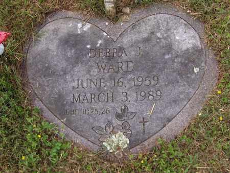 WARD, DEBRA J - Preston County, West Virginia   DEBRA J WARD - West Virginia Gravestone Photos