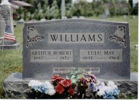 KISNER WILLIAMS, LULU MAY - Preston County, West Virginia | LULU MAY KISNER WILLIAMS - West Virginia Gravestone Photos