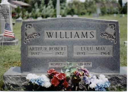 WILLIAMS, LULU MAY - Preston County, West Virginia | LULU MAY WILLIAMS - West Virginia Gravestone Photos