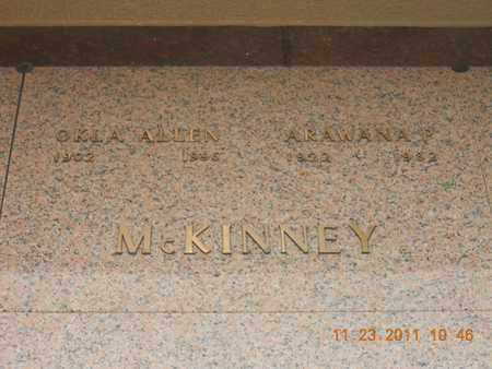 MCKINNEY, ARAWANA PAULINE - Raleigh County, West Virginia | ARAWANA PAULINE MCKINNEY - West Virginia Gravestone Photos