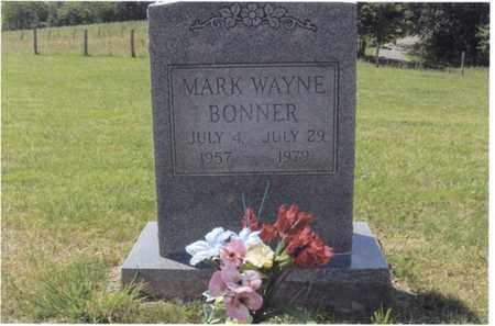 BONNER, MARK WAYNE - Randolph County, West Virginia   MARK WAYNE BONNER - West Virginia Gravestone Photos
