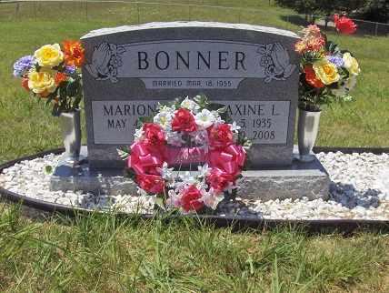 BONNER, MAXINE LOUISE - Randolph County, West Virginia | MAXINE LOUISE BONNER - West Virginia Gravestone Photos