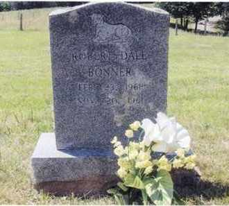 BONNER, ROBERT DALE - Randolph County, West Virginia | ROBERT DALE BONNER - West Virginia Gravestone Photos