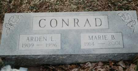 CONRAD, ARDEN LEE - Randolph County, West Virginia   ARDEN LEE CONRAD - West Virginia Gravestone Photos