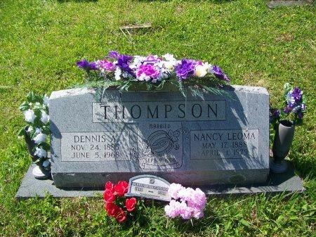 THOMPSON, NANCY LEOMA - Randolph County, West Virginia | NANCY LEOMA THOMPSON - West Virginia Gravestone Photos