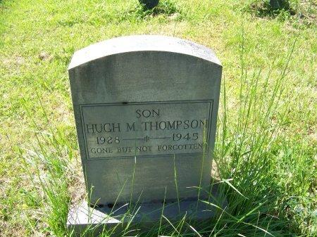 THOMPSON, HUGH M. - Randolph County, West Virginia | HUGH M. THOMPSON - West Virginia Gravestone Photos