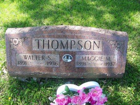THOMPSON, MAGGIE M. - Randolph County, West Virginia | MAGGIE M. THOMPSON - West Virginia Gravestone Photos