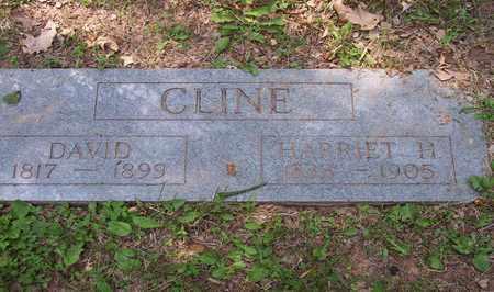 CLINE, DAVID - Wirt County, West Virginia | DAVID CLINE - West Virginia Gravestone Photos