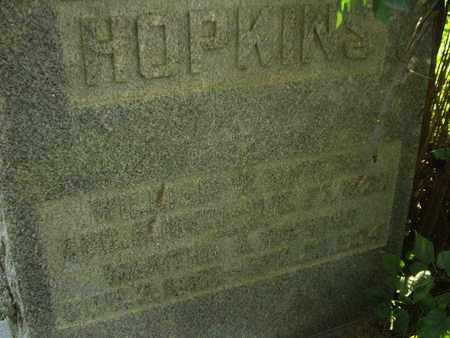 HOPKINS, MARY MARTHA ANN - Wirt County, West Virginia | MARY MARTHA ANN HOPKINS - West Virginia Gravestone Photos