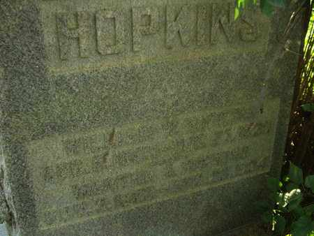 LOCKHART HOPKINS, MARY MARTHA ANN - Wirt County, West Virginia | MARY MARTHA ANN LOCKHART HOPKINS - West Virginia Gravestone Photos