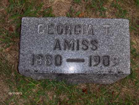 AMISS, GEORGIA - Wood County, West Virginia | GEORGIA AMISS - West Virginia Gravestone Photos
