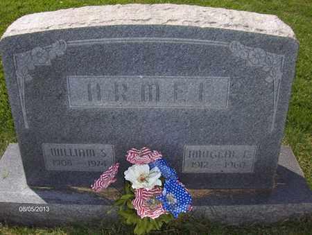 ARMEL, WILLIAM S - Wood County, West Virginia   WILLIAM S ARMEL - West Virginia Gravestone Photos