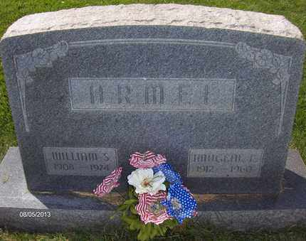 ARMEL, IMOGENE E - Wood County, West Virginia | IMOGENE E ARMEL - West Virginia Gravestone Photos