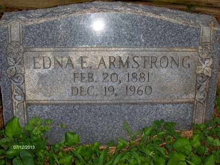 FISHER ARMSTRONG, EDNA ELIZABETH - Wood County, West Virginia   EDNA ELIZABETH FISHER ARMSTRONG - West Virginia Gravestone Photos