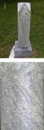 SOLE ARMSTRONG, MARTHA LUCINDA - Wood County, West Virginia | MARTHA LUCINDA SOLE ARMSTRONG - West Virginia Gravestone Photos
