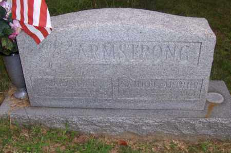 ARMSTRONG, SAMUEL ARTHUR - Wood County, West Virginia | SAMUEL ARTHUR ARMSTRONG - West Virginia Gravestone Photos