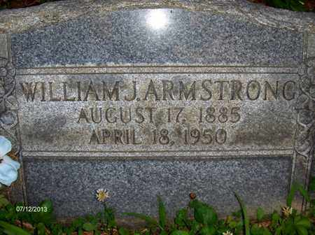 ARMSTRONG, WILLIAM JOSHUA - Wood County, West Virginia | WILLIAM JOSHUA ARMSTRONG - West Virginia Gravestone Photos
