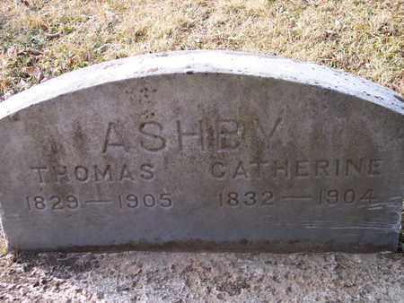 ASHBY, THOMAS - Wood County, West Virginia | THOMAS ASHBY - West Virginia Gravestone Photos