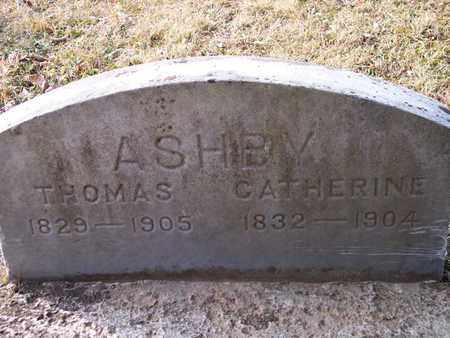 ASHBY, CATHERINE - Wood County, West Virginia | CATHERINE ASHBY - West Virginia Gravestone Photos
