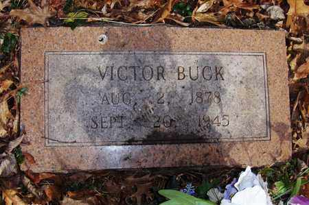 BUCK,, ORPHUS VICTOR - Wood County, West Virginia | ORPHUS VICTOR BUCK, - West Virginia Gravestone Photos